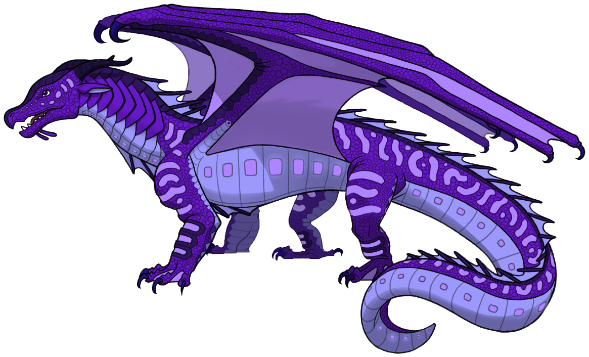 Indigo wings of fire. Death clipart dead dragon