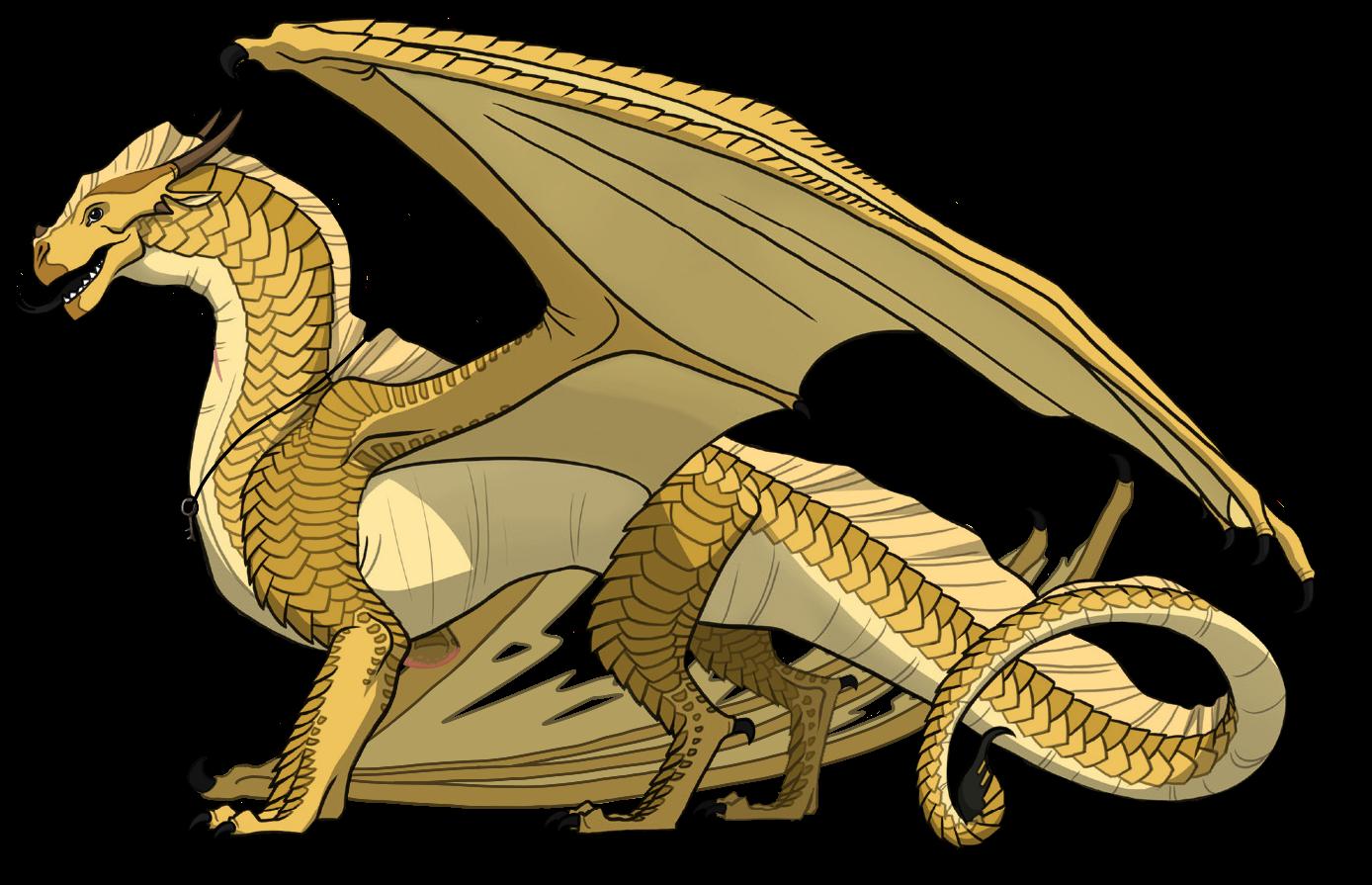 Dune wings of fire. Death clipart dead dragon