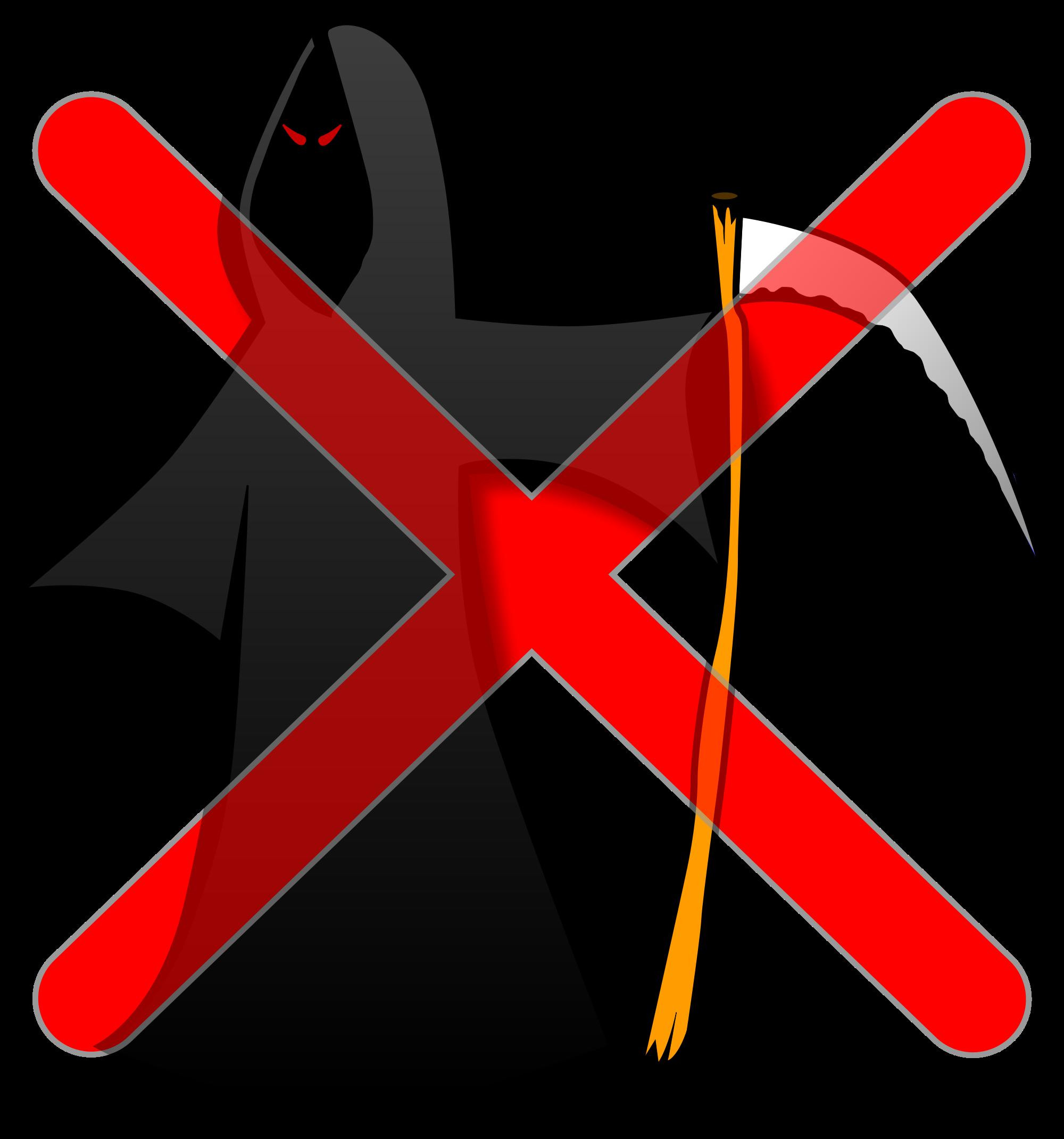 File no svg wikimedia. Grim reaper clipart death