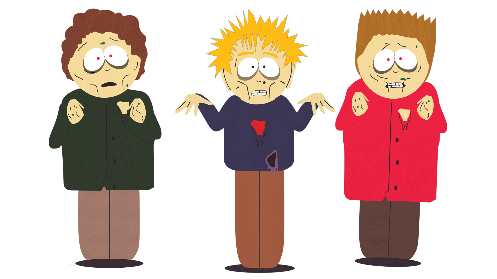 Zombie clipart zombie family. Pinkeye zombies official south