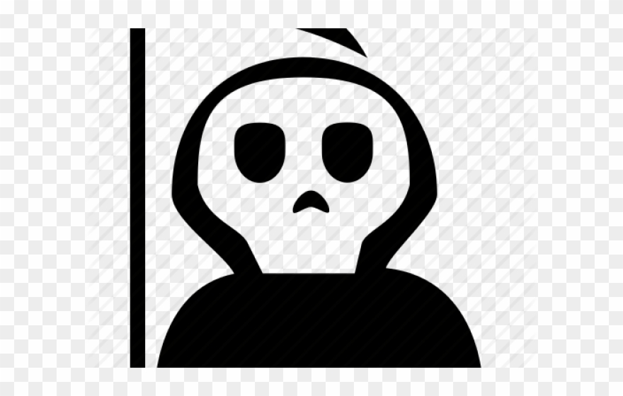 Illustration png download . Death clipart sickle