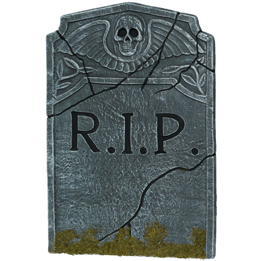 Headstone tombstone template