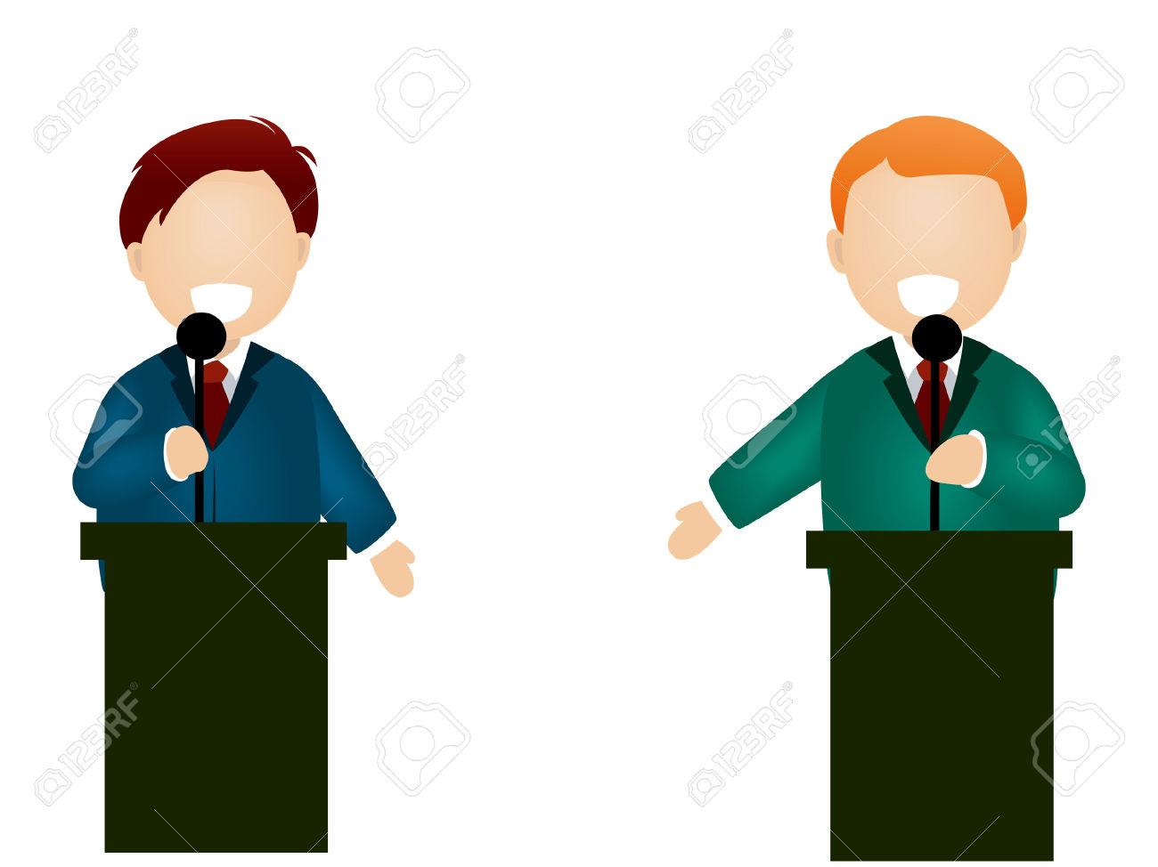 Politics clipart debate. Free download best
