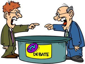debate clipart