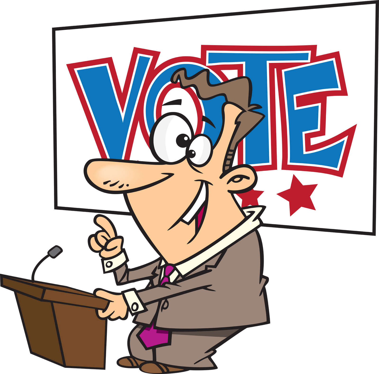 Voting clipart election campaign. Image group school cliparts
