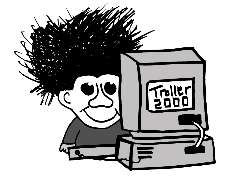 Debate clipart controversy. The trolls of social