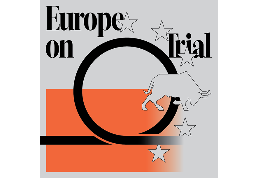 Democracy clipart illustration. Europe on trial act