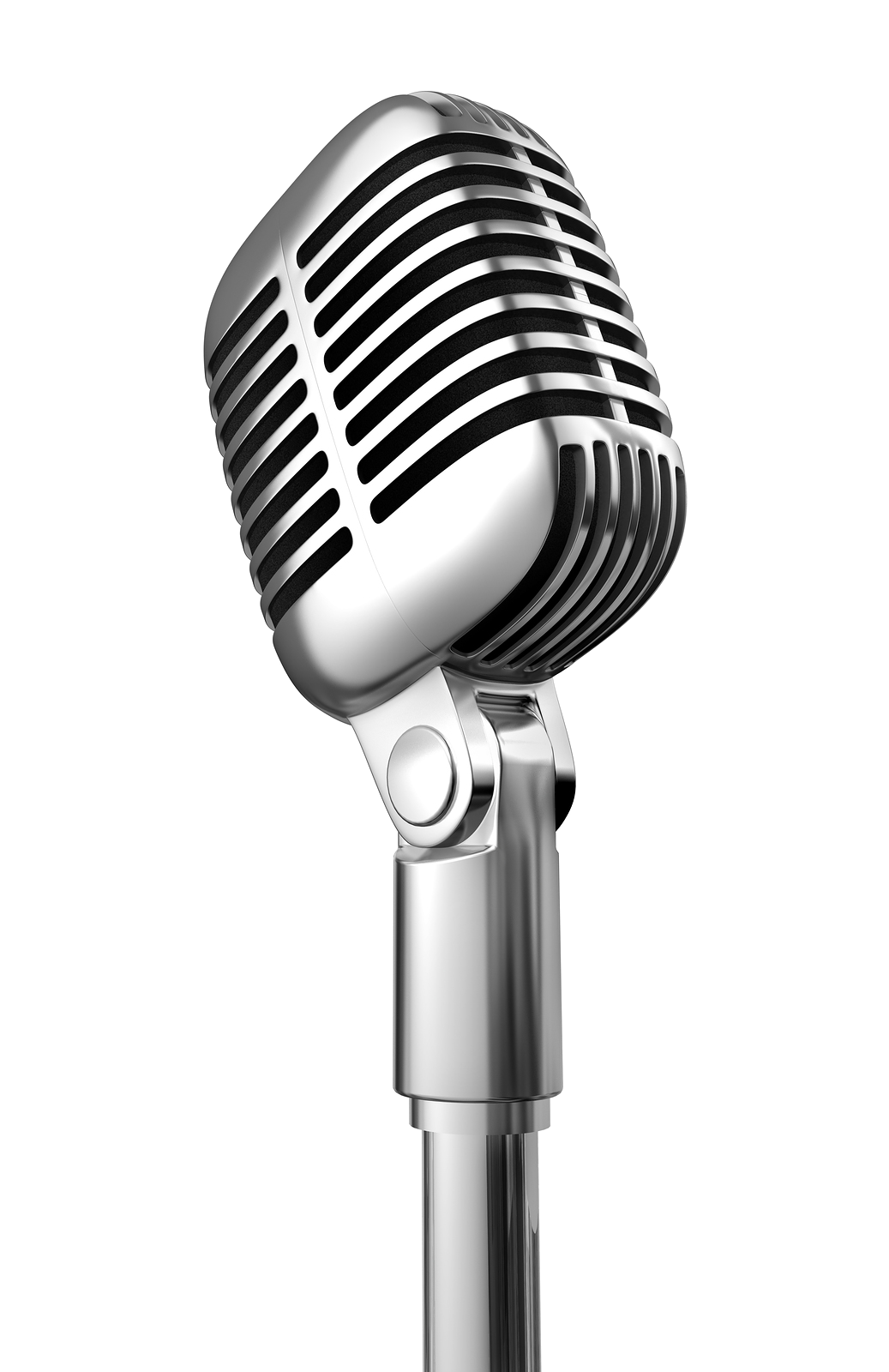 Transparent images all png. Microphone clipart poetry