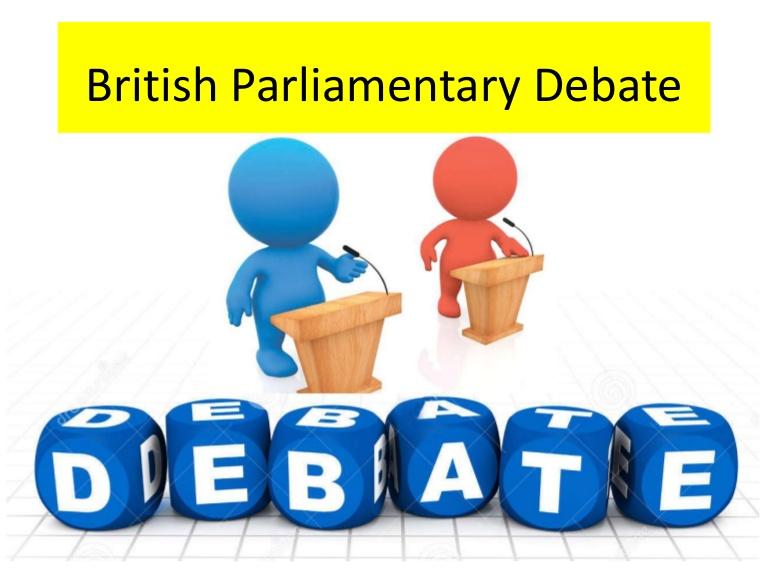 Debate clipart parliamentary debate. British