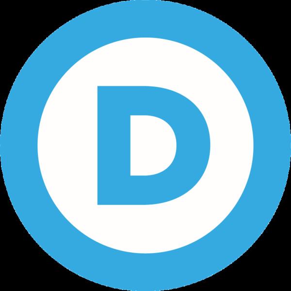 Ohio democrats announce first. Politician clipart president podium