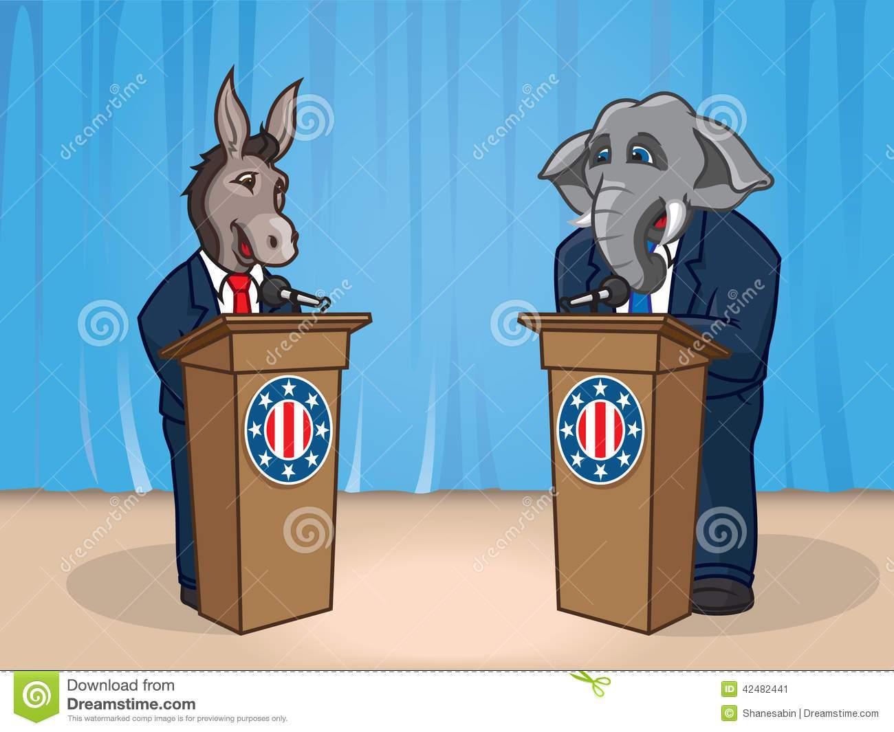 Debate clipart political situation. Portal