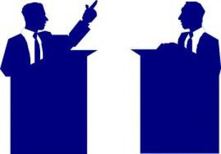 Speech and panda free. Debate clipart speach