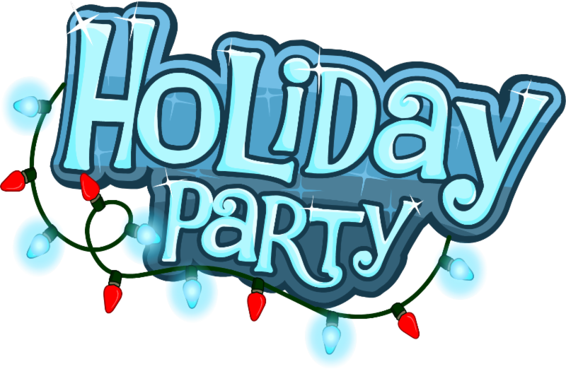 Party clipart winter.  png a