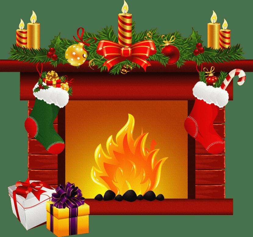 The adventure begins santas. Hot clipart christmas