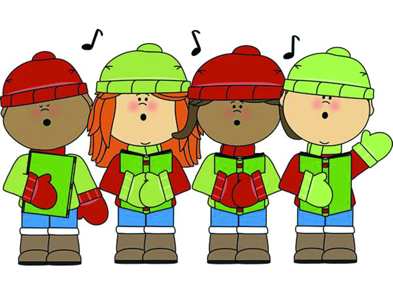 Holiday clip art free. December clipart cute