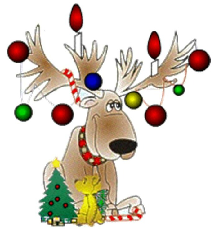 Holiday clipart printable. December clip art free