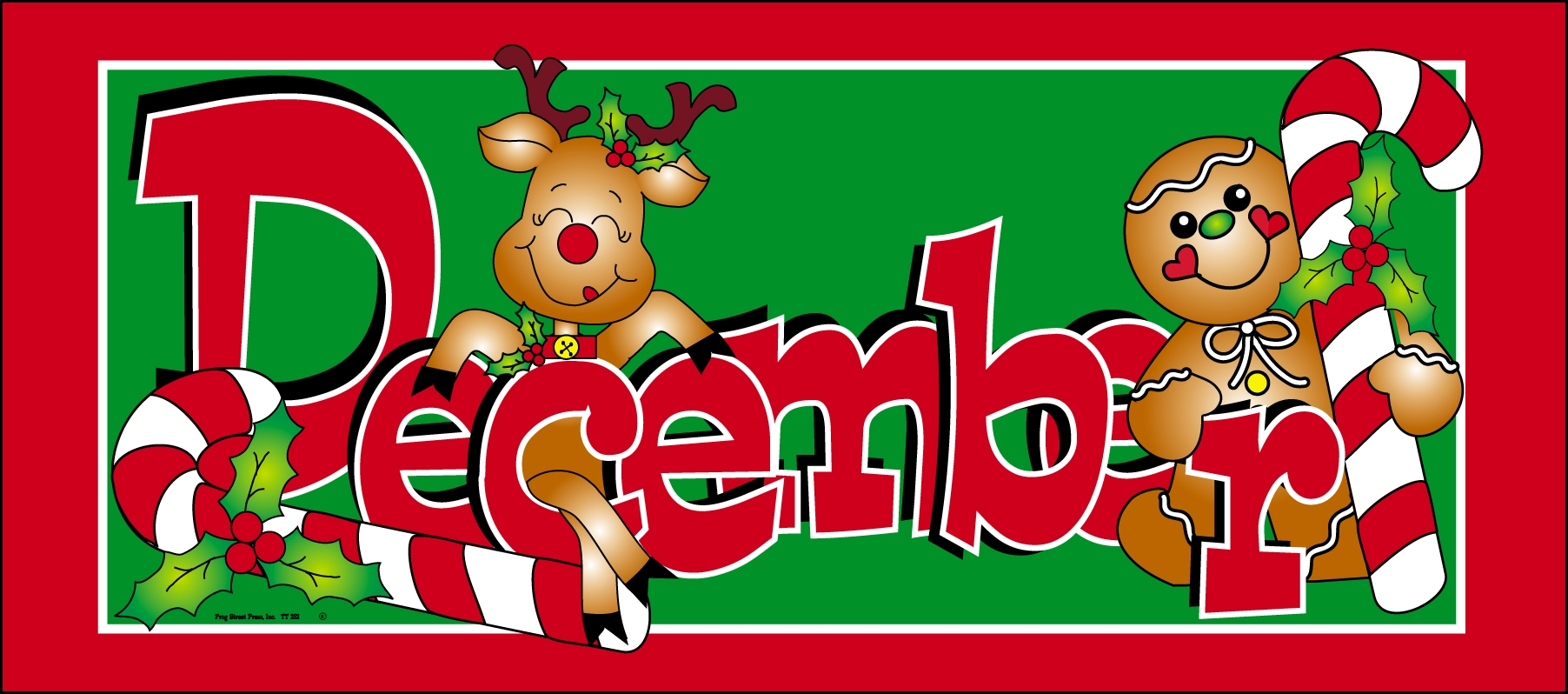 December clipart december newsletter. Free download clip art
