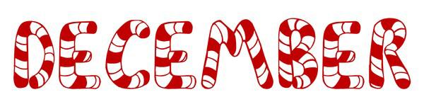 Png images transparent free. December clipart december word
