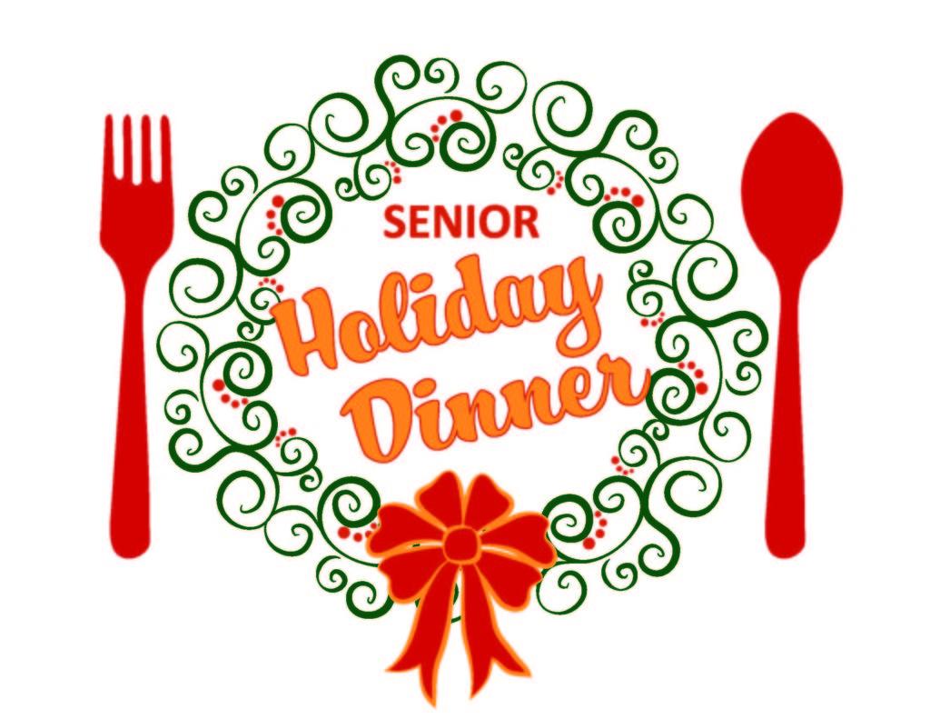 Senior burlington parks recreation. Holiday clipart holiday dinner
