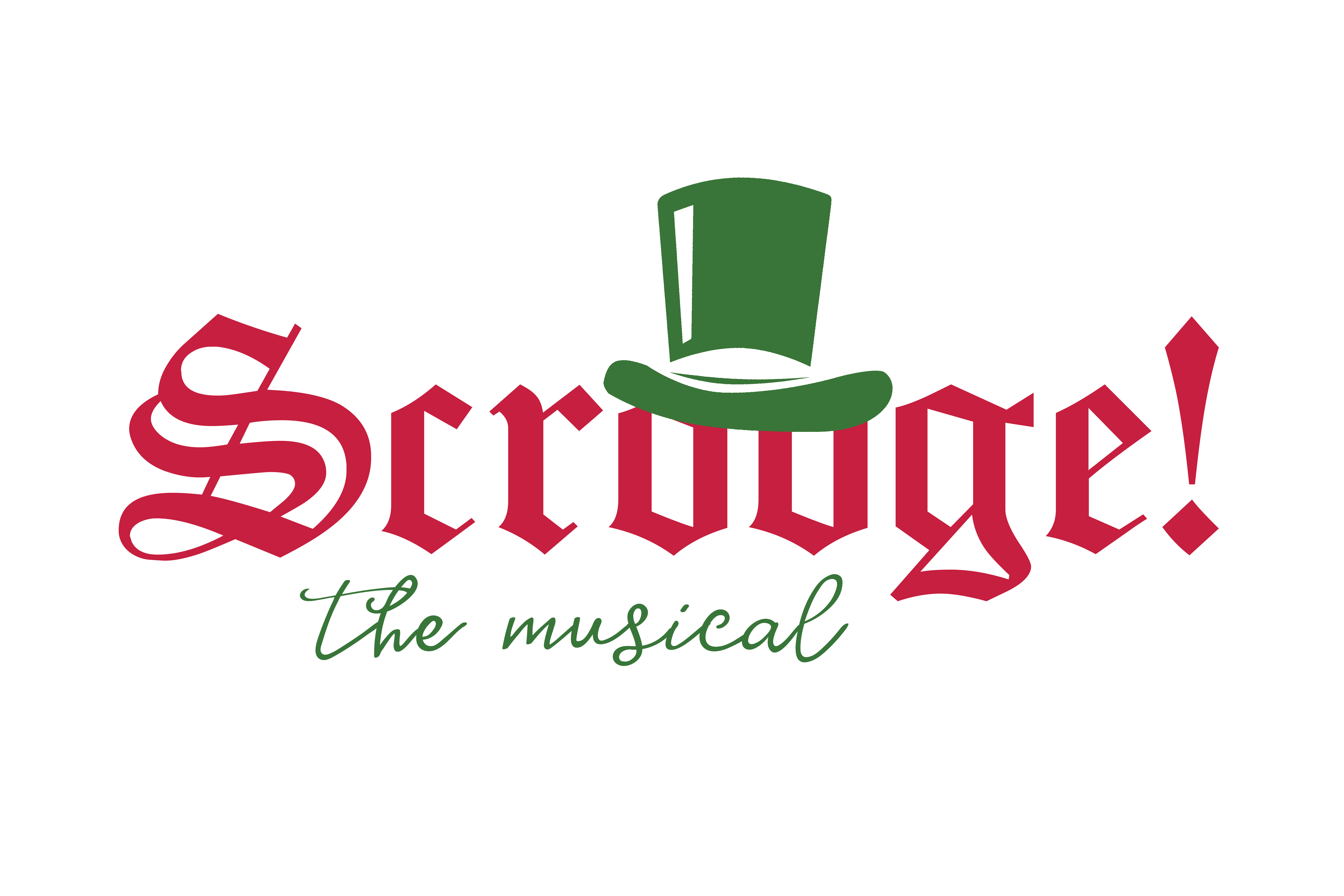 Tickets clipart theatre performance. Scrooge north texas performing