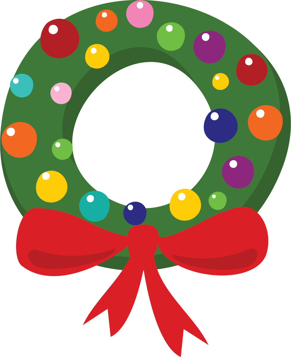 Edition downey cooperative preschool. December clipart holiday break