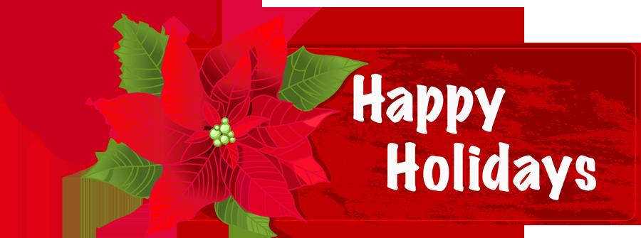 Happy holidays cliparting . December clipart holiday season