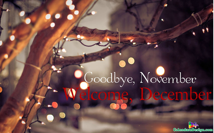 Goodbye hello images quotes. December clipart november december