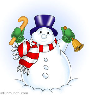 Animated clip art library. December clipart technology
