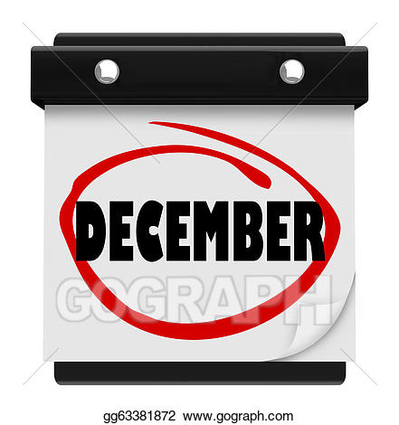 Stock illustrations word wall. December clipart technology