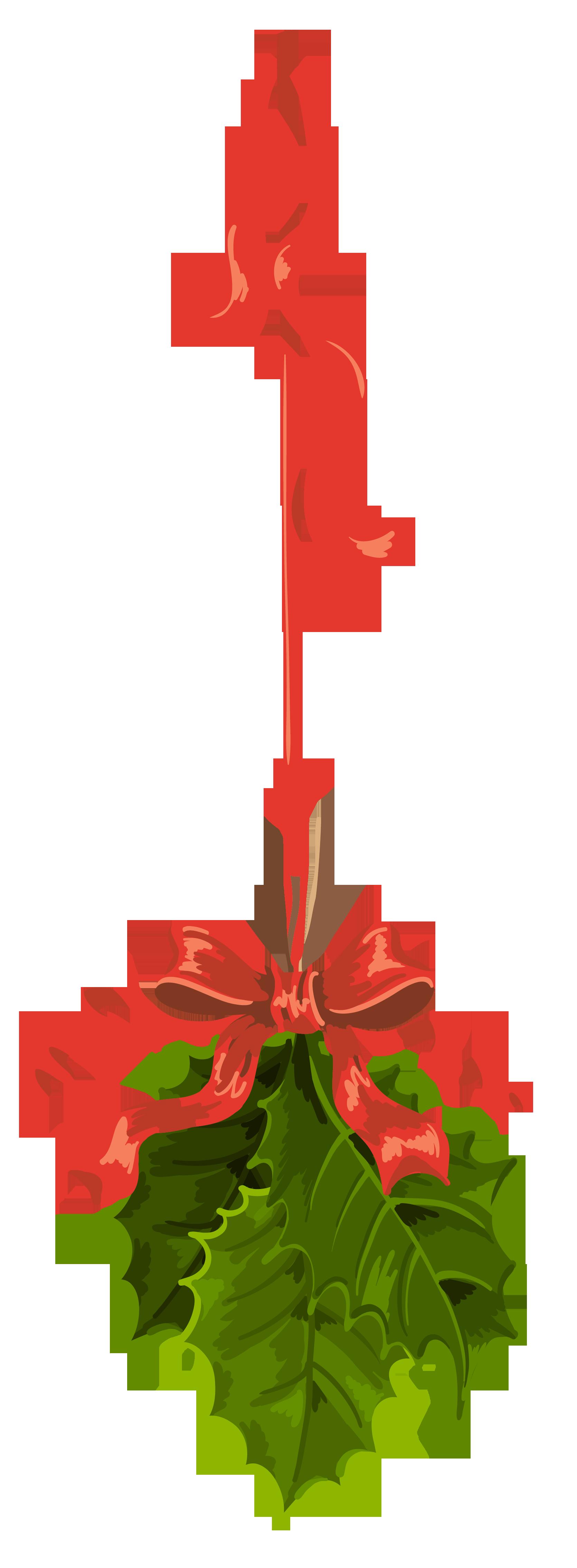 December clipart transparent. Image christmas hanging mistletoe
