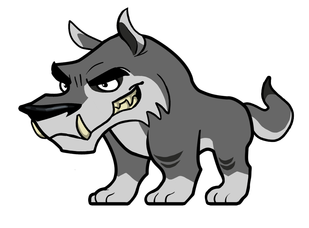 Pin by ssmittee smith. Wolf clipart growl