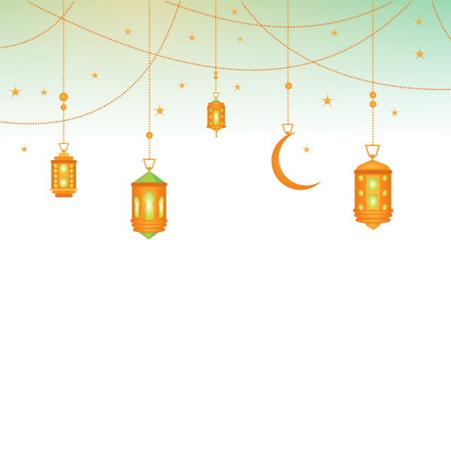 Png lamp ramadan kareem. Festival clipart eid