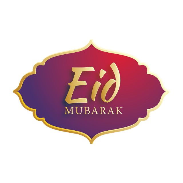 Mubarak badge ramadan celebrate. Festival clipart eid