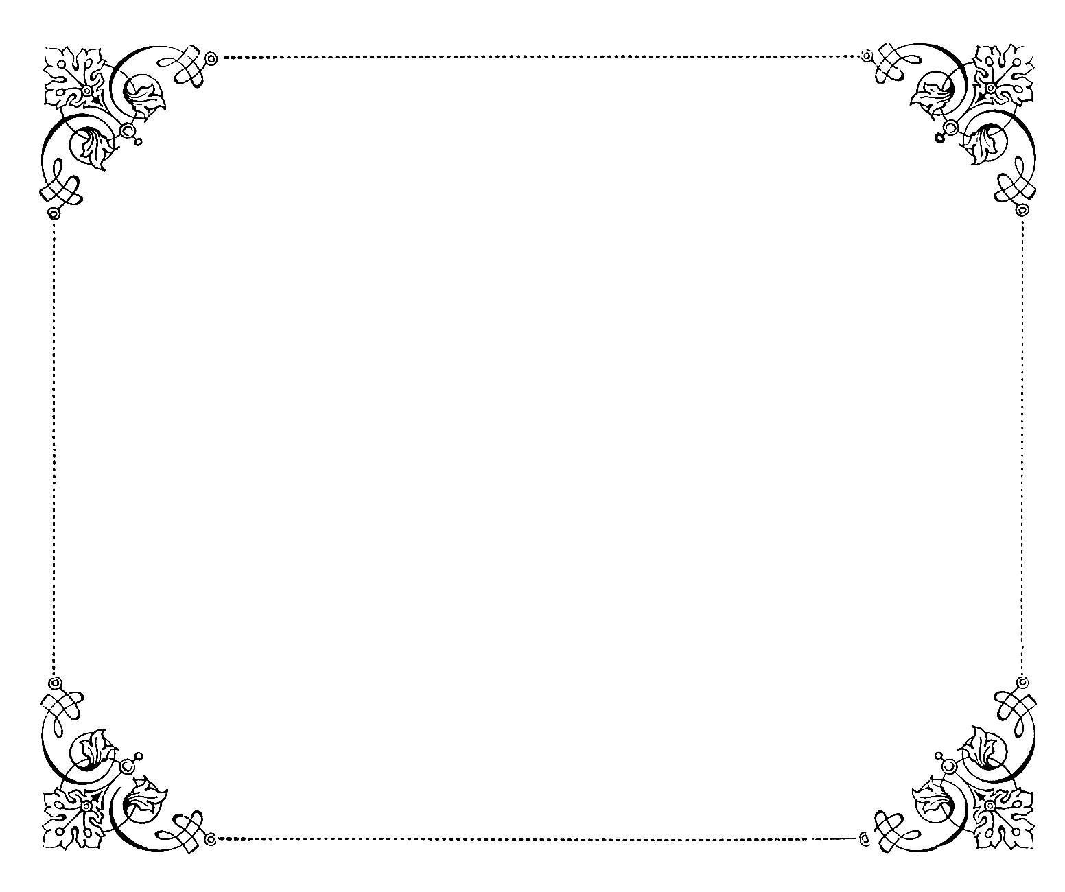 Borders transparent images pluspng. Fancy frame png