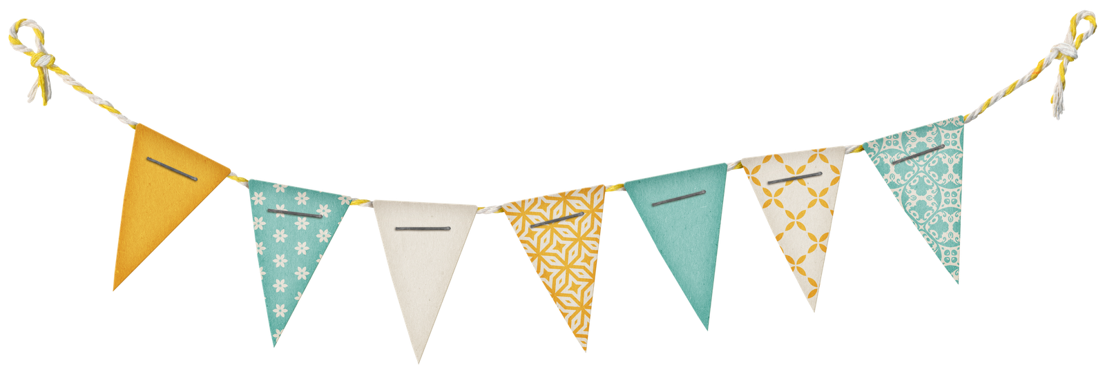 Party banner google search. Garland clipart flag