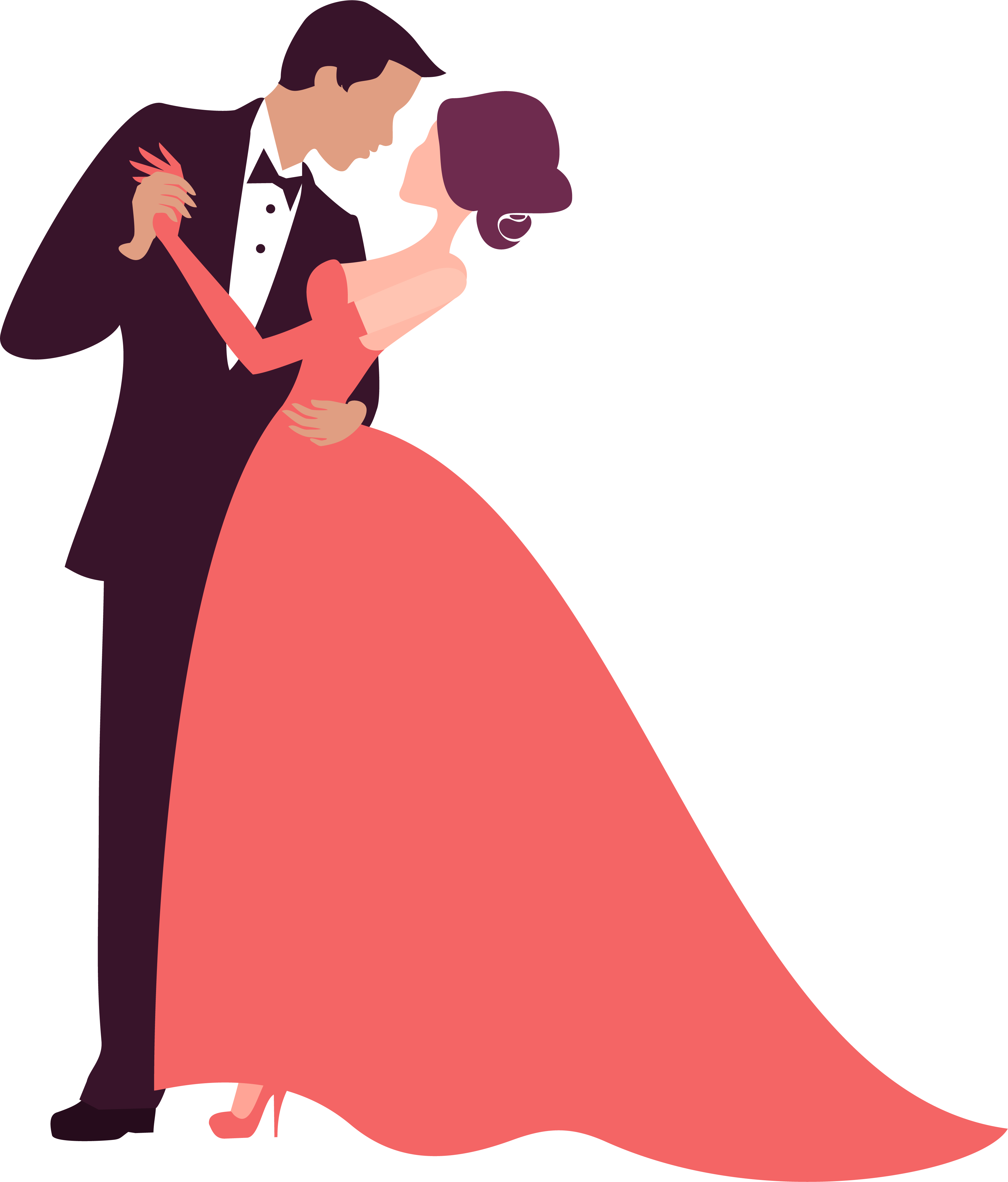 Dance clipart prom. Bridegroom wedding photography clip