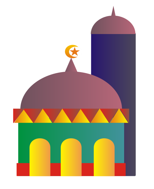 Mosque temple