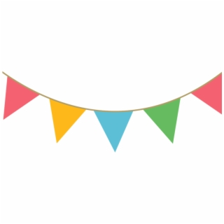 Streamers clipart decorating. Free png image transparent
