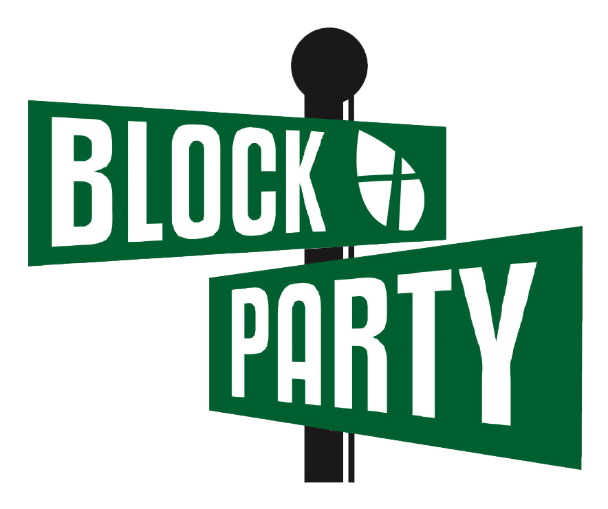 Party . One clipart one block