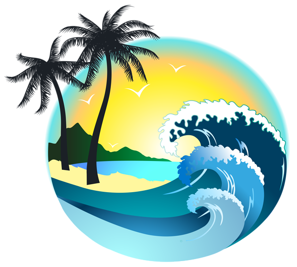 Palm clipart oasis. Gallery free pictures