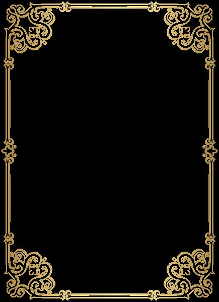 Frame clip art esquinas. Decorative border png