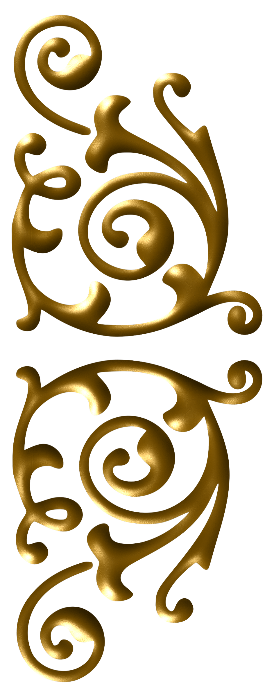 Decorative clipart curly. Vine big image png
