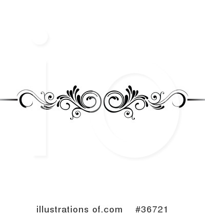 Scroll Clipart Decorative Scroll Decorative Transparent