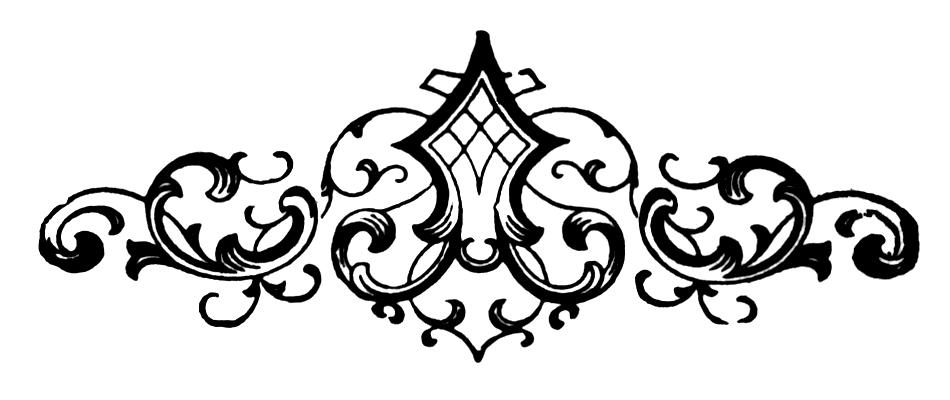 Art clip cliparts design. Decorative clipart fancy