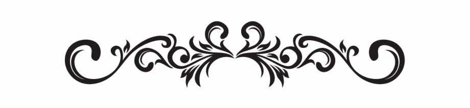 Scrolls gifs on library. Decorative clipart scrolly
