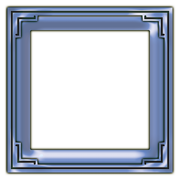 Square clipart background. Transparent picture frame wish