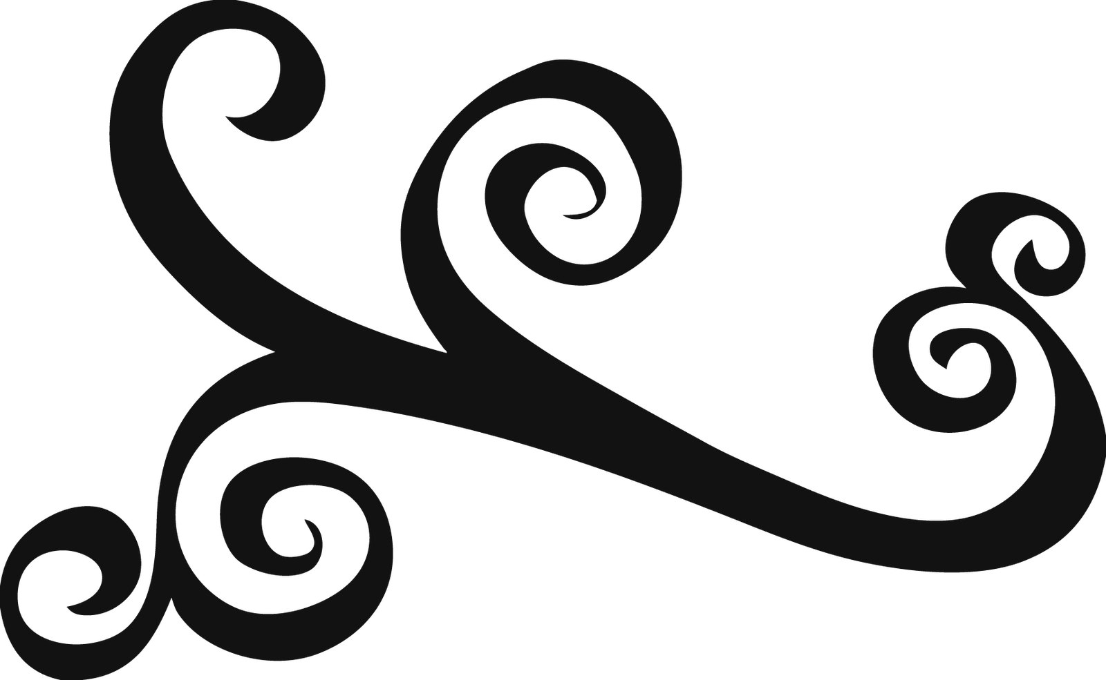 Decorative accent frames illustrations. Flourish clipart masculine