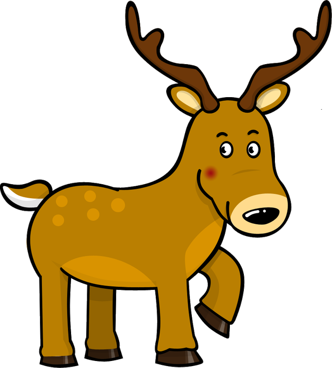 School clubs belmont community. Deer clipart aztec