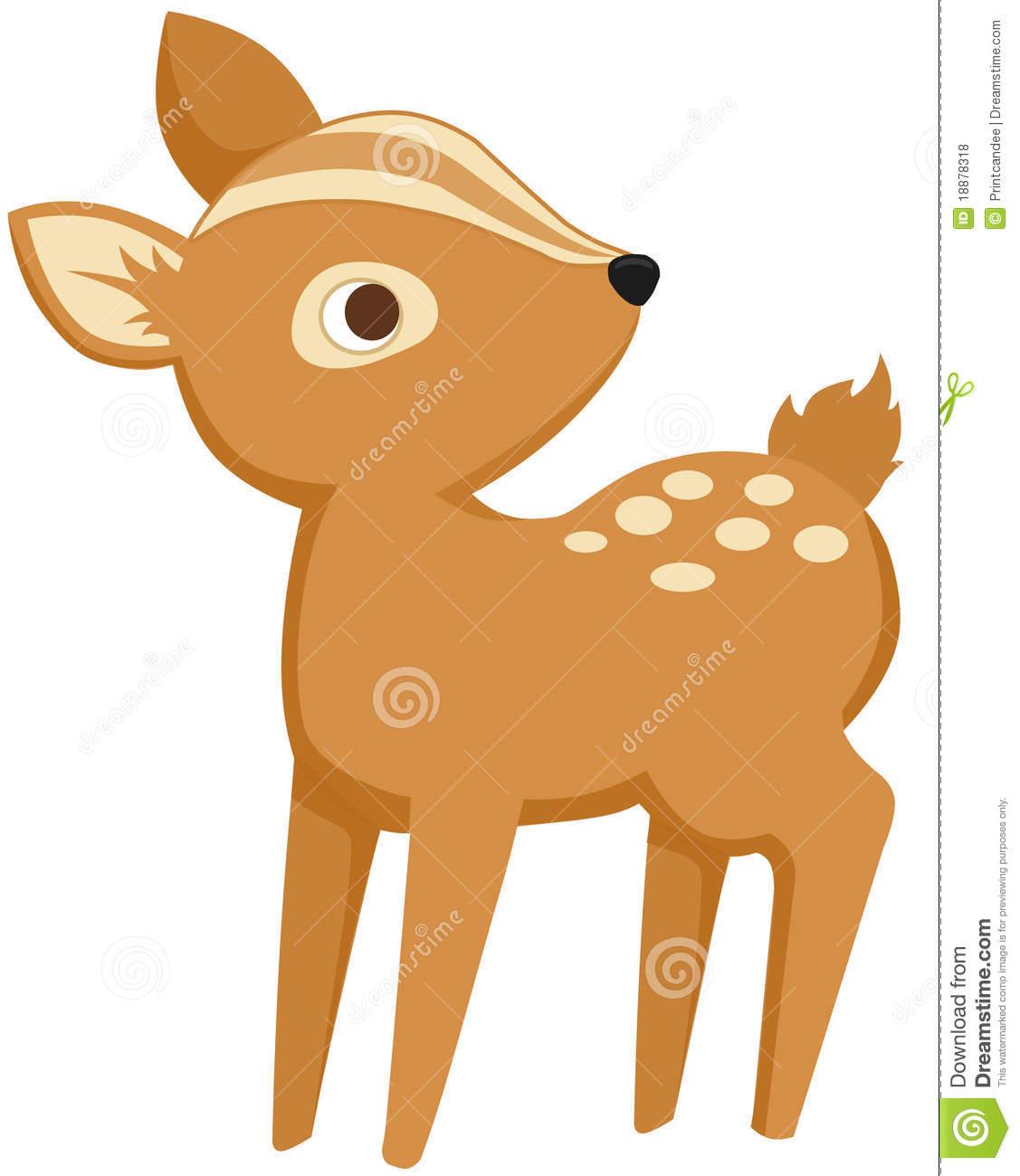 clipartlook. Deer clipart baby deer