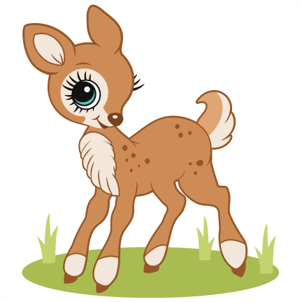 Deer clipart cute. Clip art images gallery